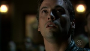 98 percent of this show is Skeet Ulrich looking intently at things.